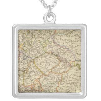 Empire allemand, Hongrie, Galicie Pendentif Carré