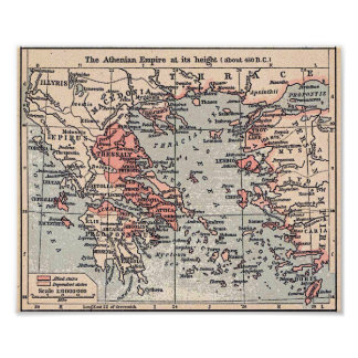Empire athénien affiches