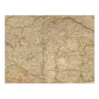 Empire autrichien 5 carte postale