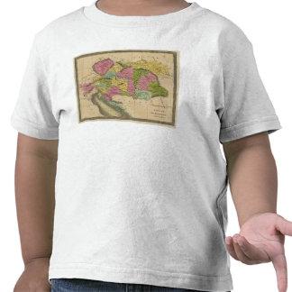 Empire de l'Autriche T-shirts