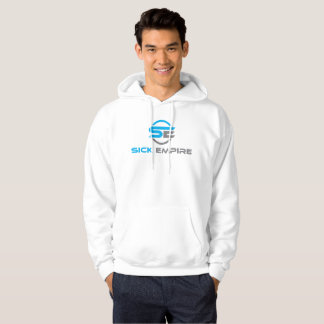 Empire malade - sweat - shirt à capuche 2 (logo