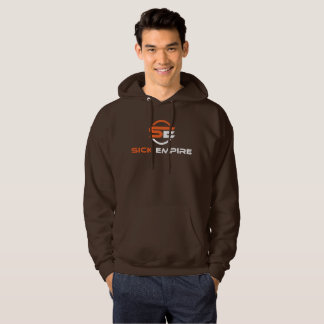 Empire malade - sweat - shirt à capuche 3 (logo