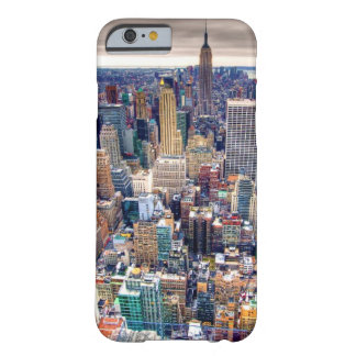 Empire State Building et Midtown Manhattan Coque Barely There iPhone 6