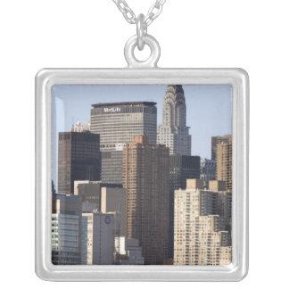 Empire State Building et New York City, nouveaux Pendentif Carré