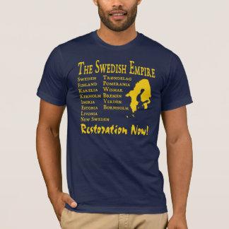 Empire suédois (Imperium de Svenska) T-shirt