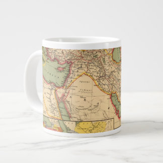 Empires antiques du monde des Persans, Macédoniens Mug Jumbo
