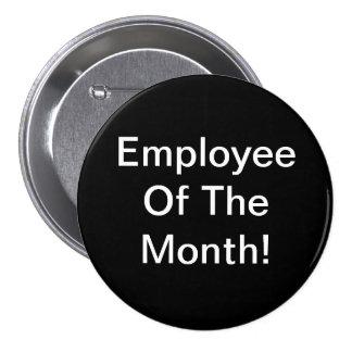 Employé du mois badge