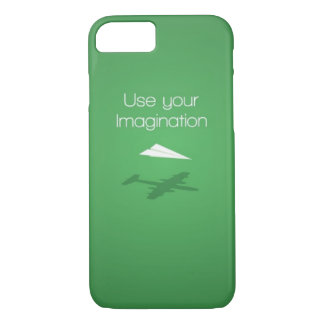 Employez votre imagination coque iPhone 7