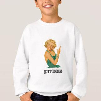 empoisonnement d'individu de femme sweatshirt