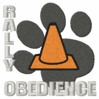 Empreinte de patte d'obéissance de rassemblement
