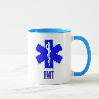EMT/étoile de la vie - tasse