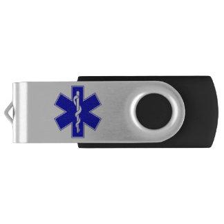 EMT-Paramedic USB Key Clé USB 3.0 Swivel