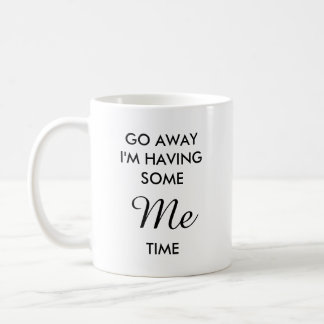 En ayant je tasse de temps
