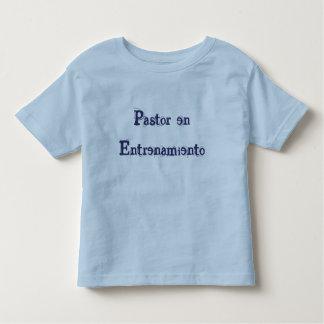 En Entrenamiento T-Shirt de Niños de pasteur