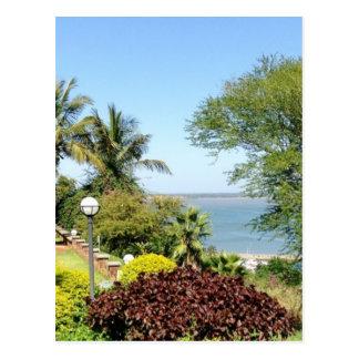 En Mozambique Carte Postale