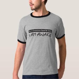 En raison des circonstances indépendantes de ma t-shirt