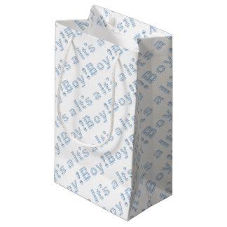 En s'attendant à la coutume personnalisez les petit sac cadeau