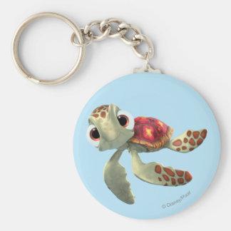 En trouvant Nemo | injectez le flottement Porte-clé Rond
