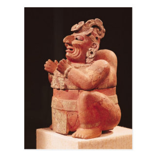 Encensoir anthropomorphe, du Guatemala Carte Postale