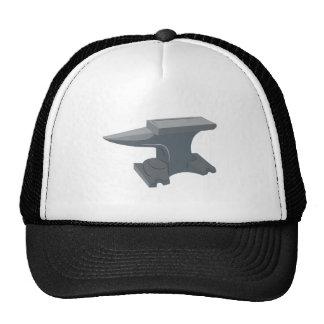 Enclume de forgeron casquette de camionneur