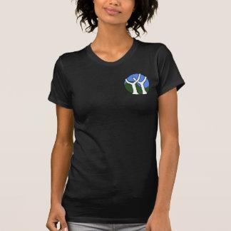 Encolure ras du cou alternative T de l'habillement T-shirt