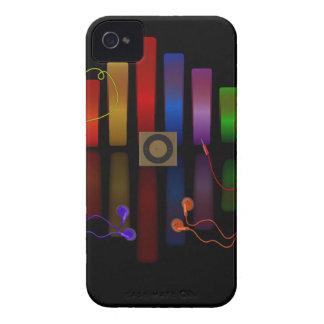 Énergie du bruit coques iPhone 4