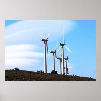 Énergie éolienne (2) affiches