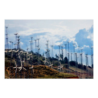 Énergie éolienne (3) posters
