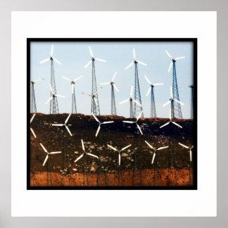 Énergie éolienne (4) affiches