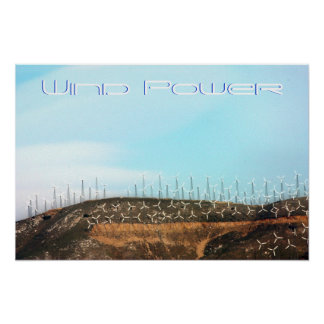 Énergie éolienne posters