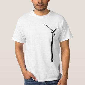 Énergie éolienne ! t-shirt
