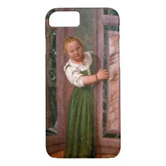 Enfant à la porte, du Sala un Crociera, à c.156 Coque iPhone 8/7