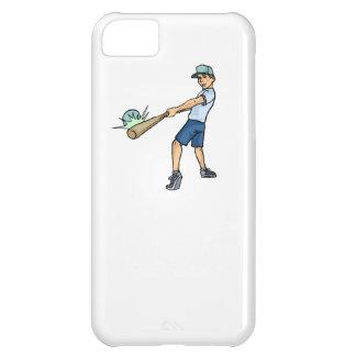 Enfant de base-ball coque iPhone 5C