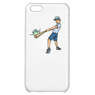 Enfant de base-ball coques iPhone 5C
