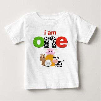 Enfant de bébé d'enfant en bas âge de T-shirt