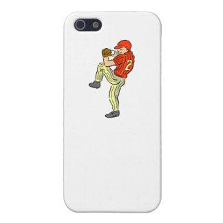 Enfant de broc de base-ball coque iPhone 5