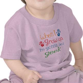 Enfant de geek (avenir) t-shirt