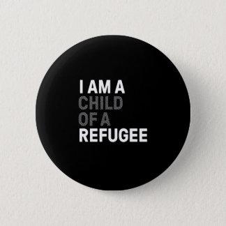 Enfant de goupille de réfugié badge