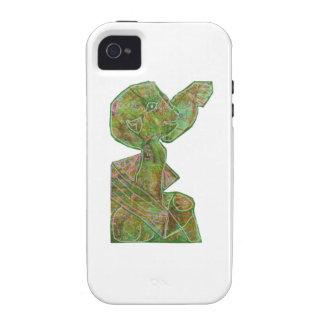 ENFANT DE HAUTE FIDÉLITÉ vert de cadeaux du Coques iPhone 4