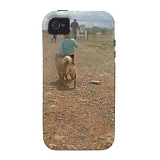 Enfant de marché aux puces iPhone 4/4S case