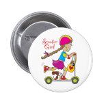 Enfant de scooter badges