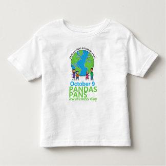 Enfant de T-shirt de jour de conscience de