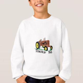 Enfant de tracteur sweatshirt