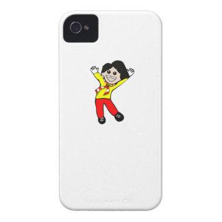 Enfant heureux coque Case-Mate iPhone 4
