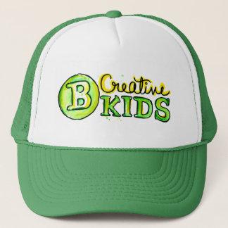 Enfants créatifs de B Casquette