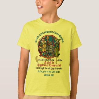 Enfants de MCM quarantième T-shirt