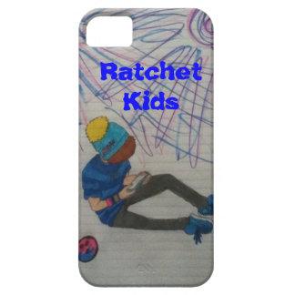 Enfants de rochet coque iPhone 5