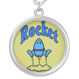 Enfants de Rocket Pendentif Rond