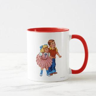 Enfants de terre de sucrerie mug
