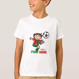 Enfants - euro 2012 - le Portugal T-shirt